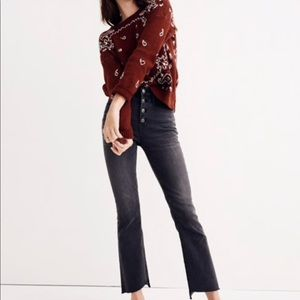 Madewell Jeans - Madewell Cali Demi Boot Jeans